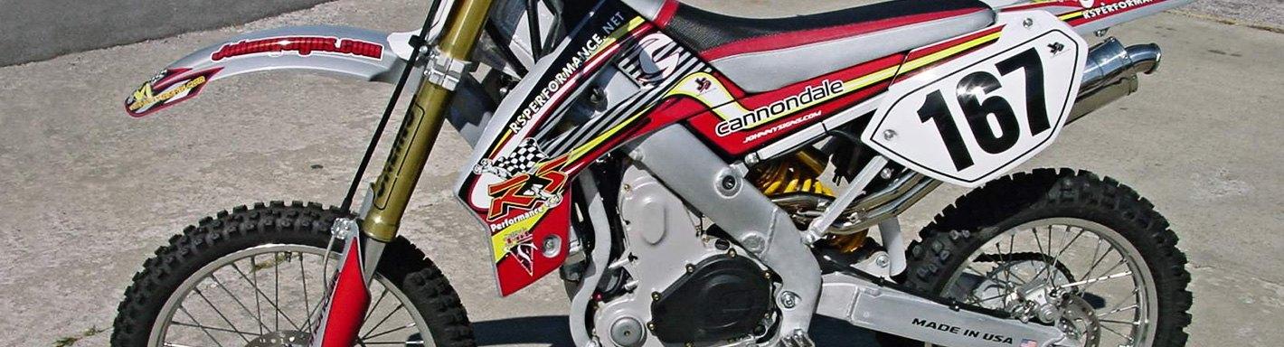 Cannondale Motocross/Dirt Bike Parts & Accessories