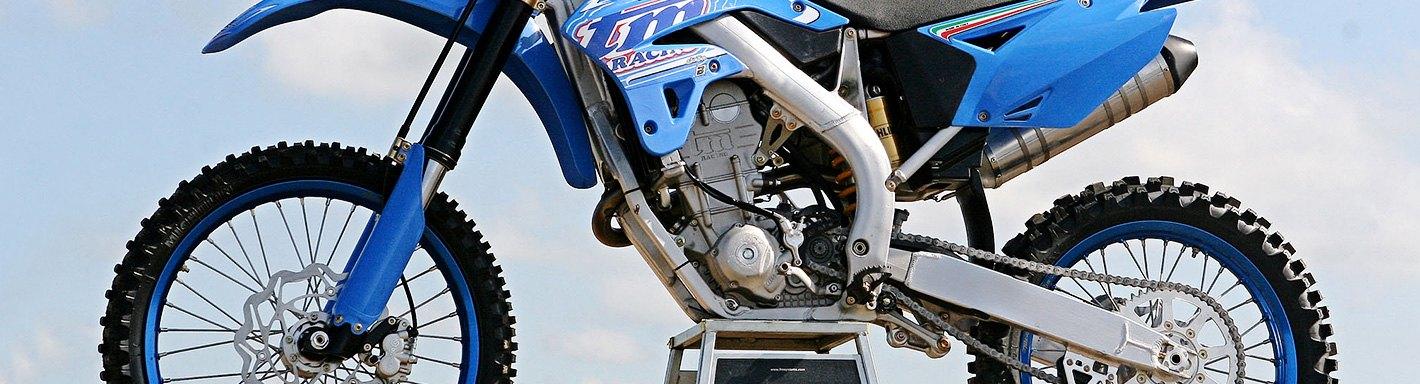 TM Motorcycle Parts & Accessories - MOTORCYCLEiD com