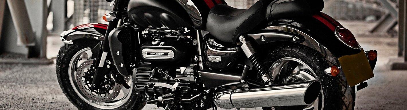 Triumph Motorcycle Parts & Accessories - MOTORCYCLEiD com