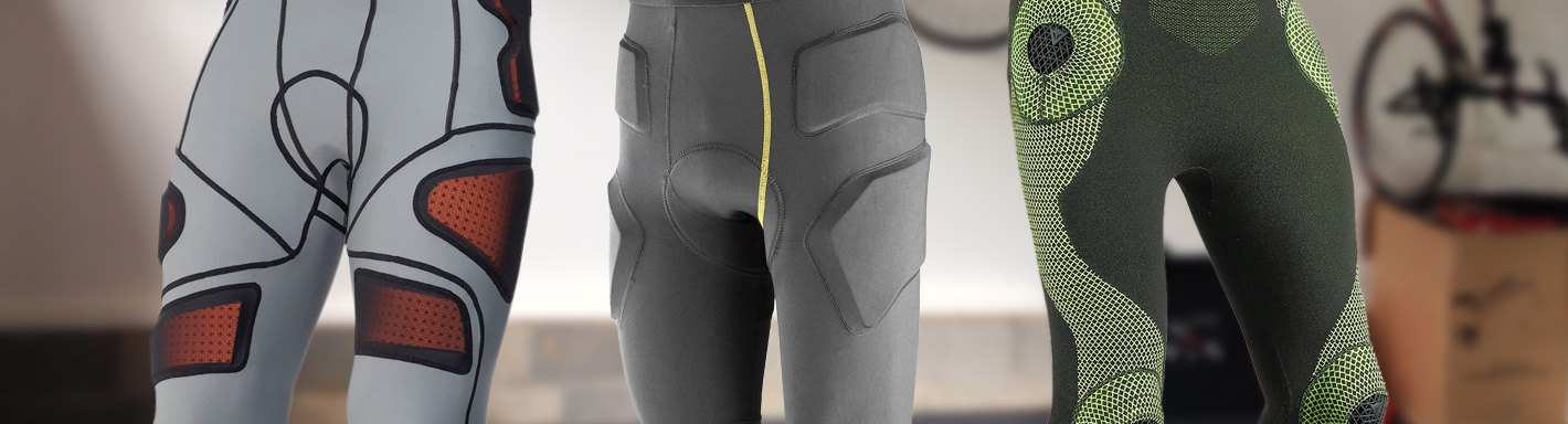 Small Bohn Body Armor BGLW2 Bohn Performance-Thermal Armored Riding Pants