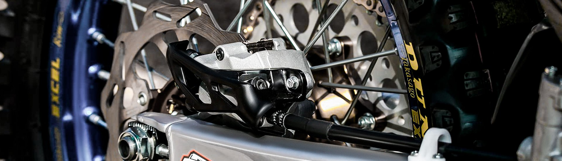 2001 Yamaha TTR250 Brake Parts | Pads, Calipers, Rotors, Lines