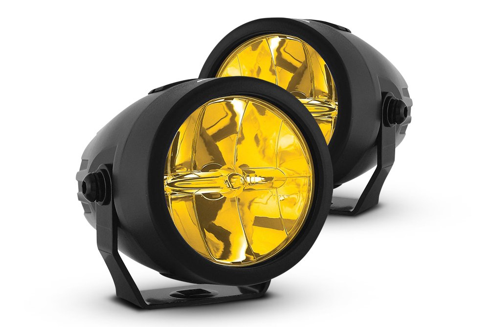 Cruiser Bike Auxiliary  U0026 Driving Lights
