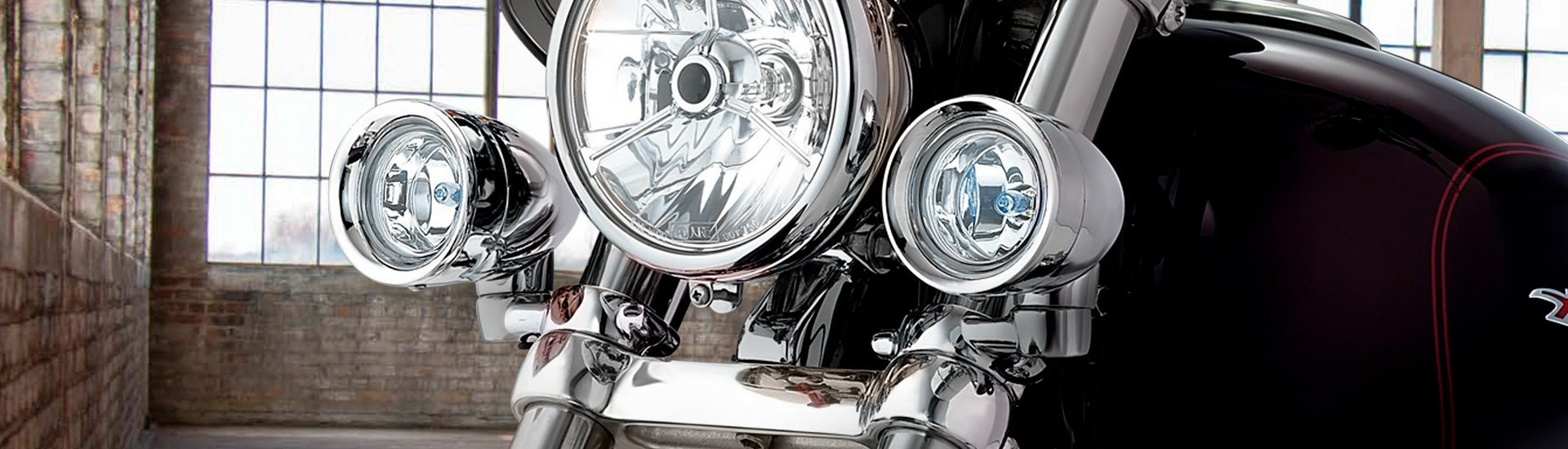 Yamaha Motorcycle Auxiliary Lights Light Bars Amp Kits
