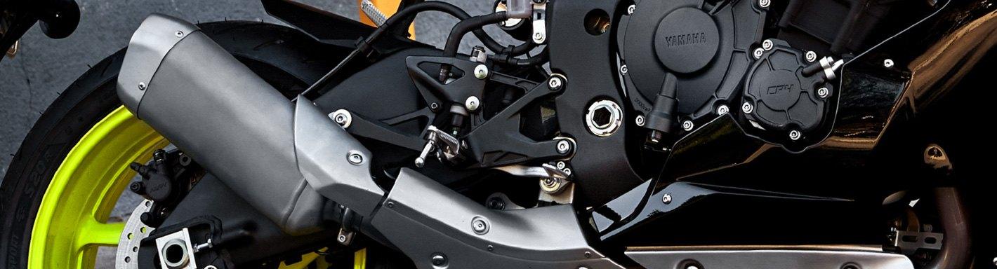 Yamaha Sport/Street Bike Full System Exhaust - MOTORCYCLEiD com