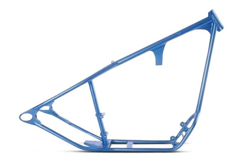 Motorcycle Frames | Dirt Bike, Scooter, Cruiser - MOTORCYCLEiD.com