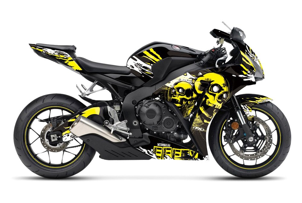 Motorcycle Graphics | Decals, Stickers, Wraps, Emblems