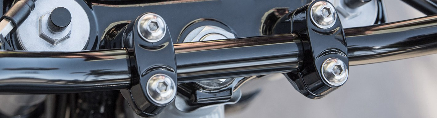 Handlebar Aluminum Elevated Colors 22/ /28.6/mm Cone Motorcycle Enduro
