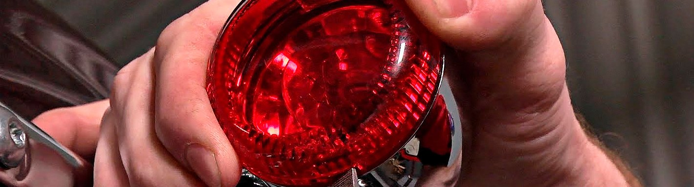 Bikers Choice Replacement Lens for Cat Eye Tail Lamp 71730RS2