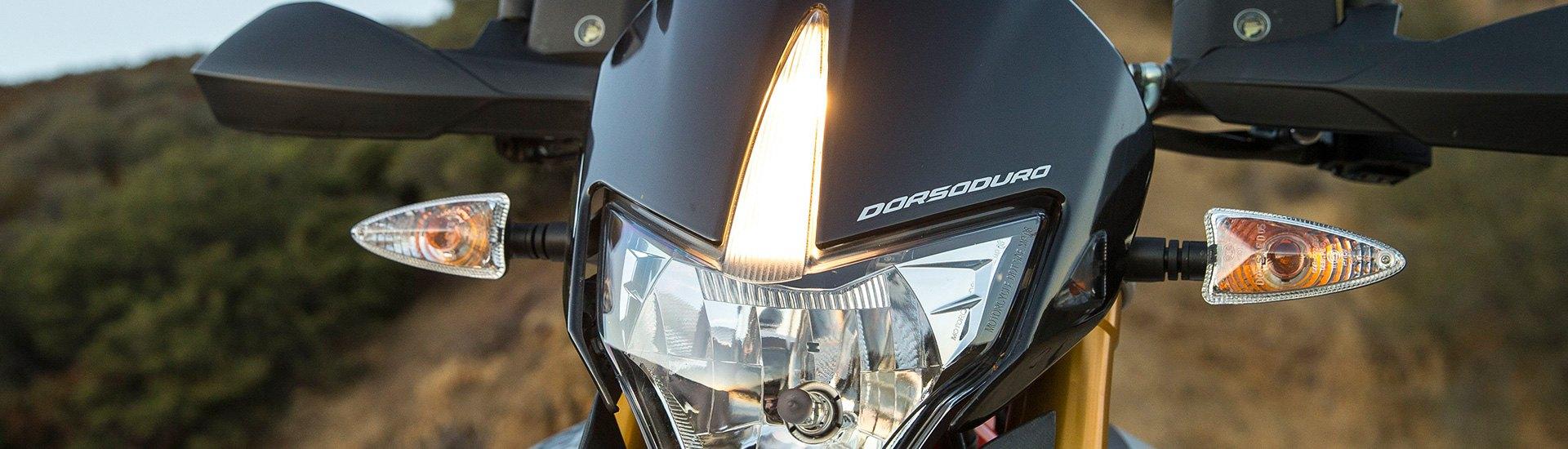 Yamaha XT225 Lighting | Headlights, Tail Lights, Signal