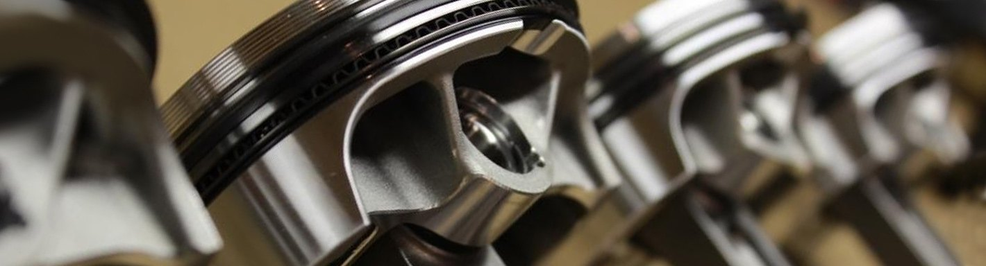 Suzuki Motorcycle Pistons, Rings, Connecting Rods