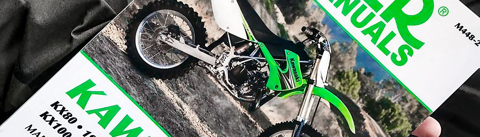 Suzuki Motocross/Dirt Bike Repair Manuals | Radiator