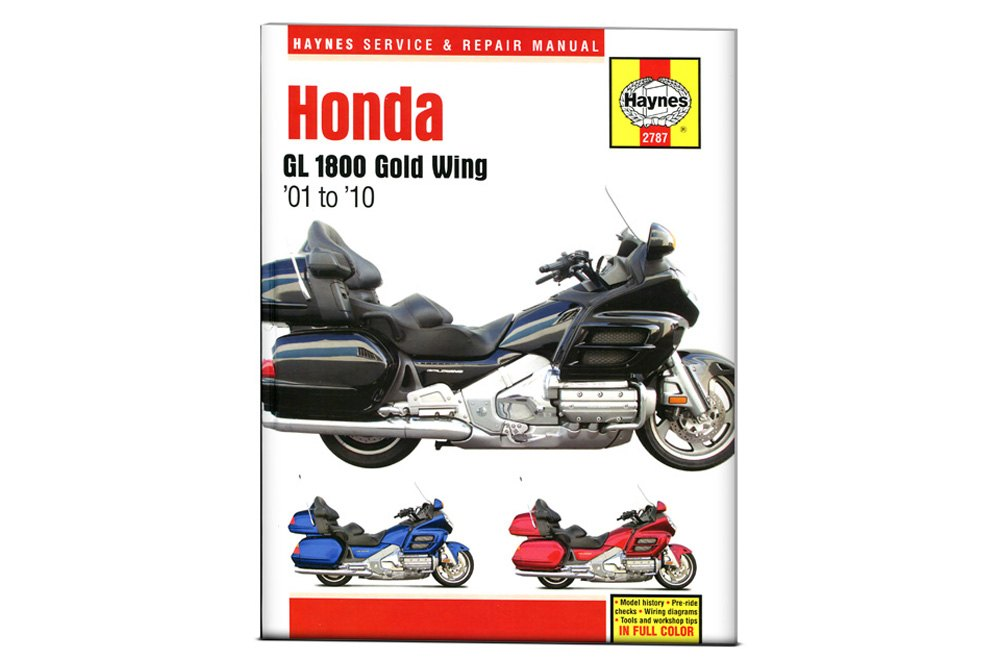 Honda Motorcycle Repair Diagram