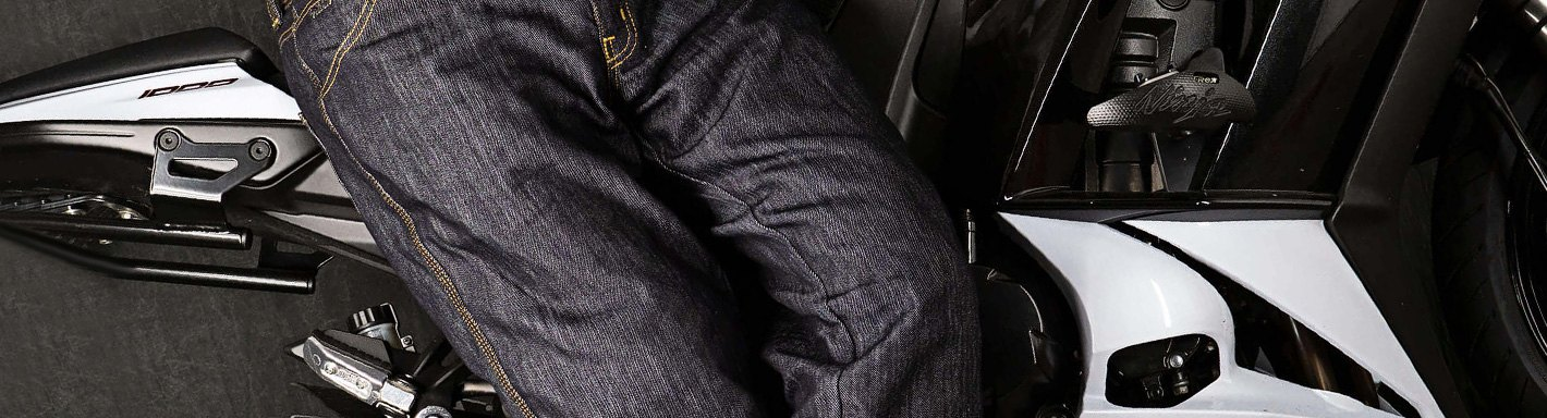 Cortech /'The Primary/' Men/'s Midnight Blue remium Single Layer Riding Jeans