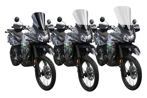 National Cycle® N20114 - VStream™ Touring Clear Windscreen