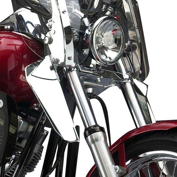 National Cycle Chromed-Steel Lower Deflectors N76607