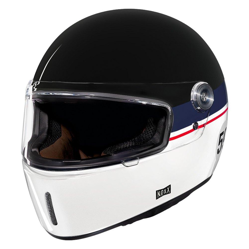dd6e2981 NEXX Helmets® 5600427061100 - X.G100R Grand Win X-Large Black/Blue ...