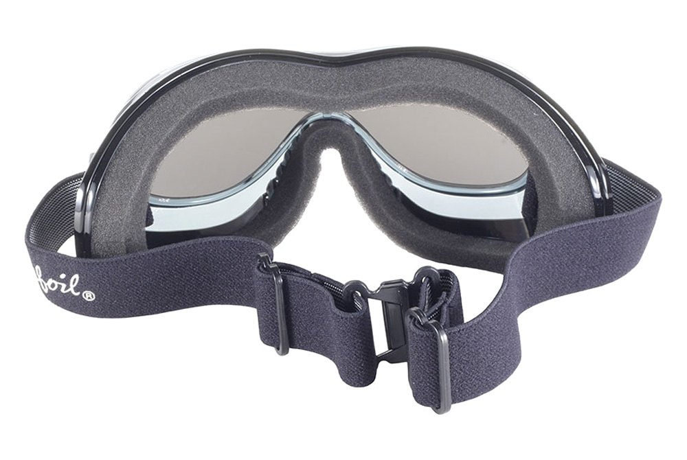 32103b2bcb0 ... Sunglasses® - Airfoil Adult Black Goggles with Interchangeable Lens (Black  Frame)Pacific Coast Sunglasses® - Airfoil Adult Silver Black Fade Goggles  ...