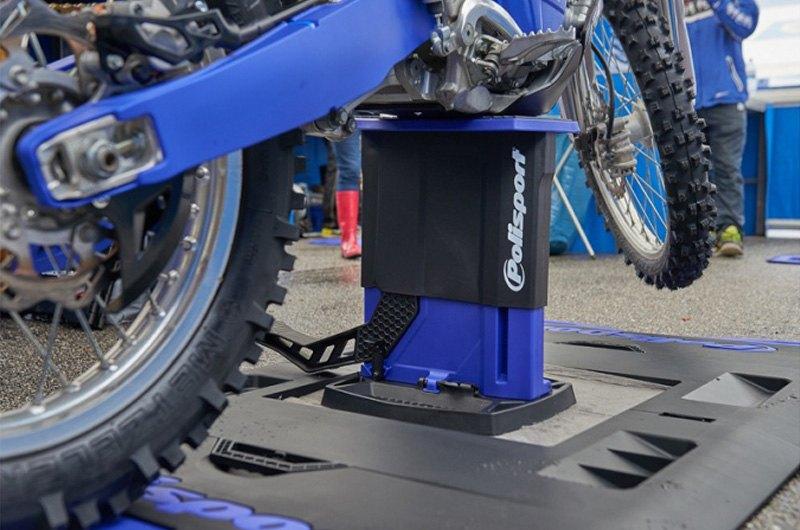 Polisport Bike Stand Black 8981500007