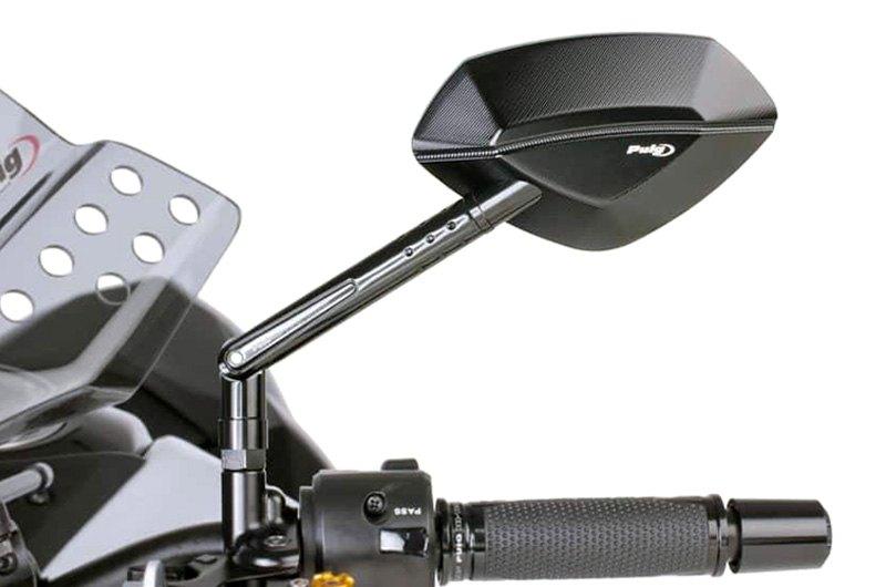 Drac MRX RRX R/ückspiegel Spiegel Set Rieju MRT Pro Power-up V40