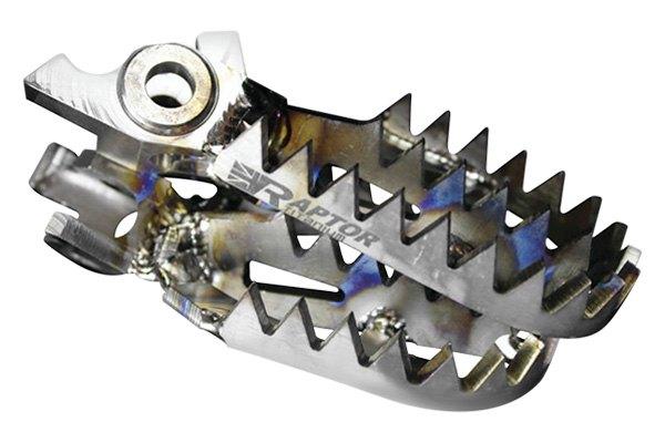 RAPTOR Titanium Foot Pegs RX002
