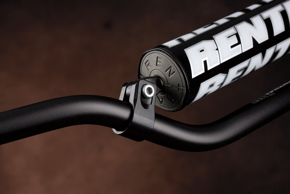 "Renthal Aluminum 7//8/"" Handlebar KTM 65SX Mini Racer Bend Orange"