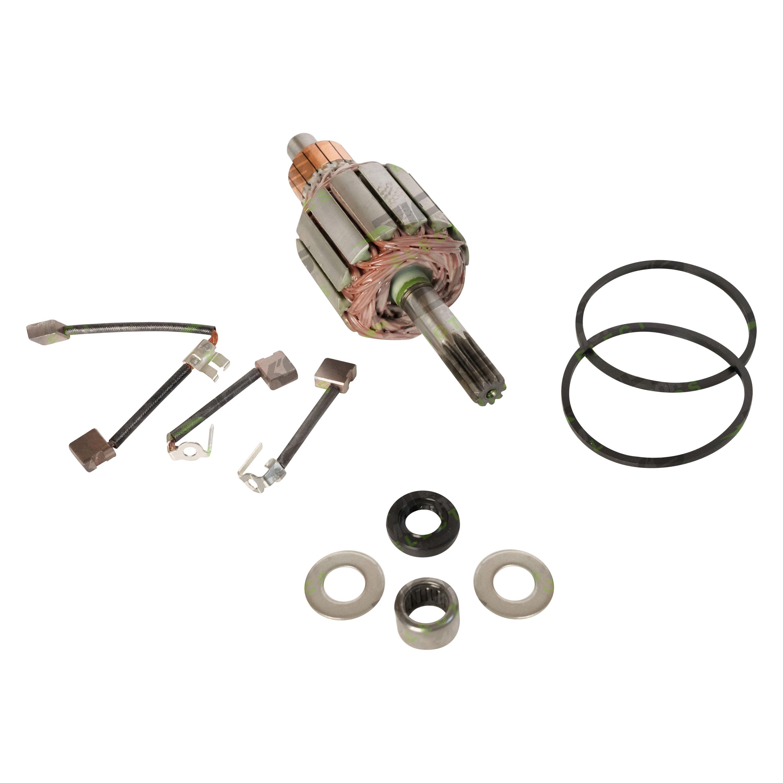 Ricks Motorspor Yamaha TTR125 TW200 XT225 Starter Motor Brush Plate Repair Kit