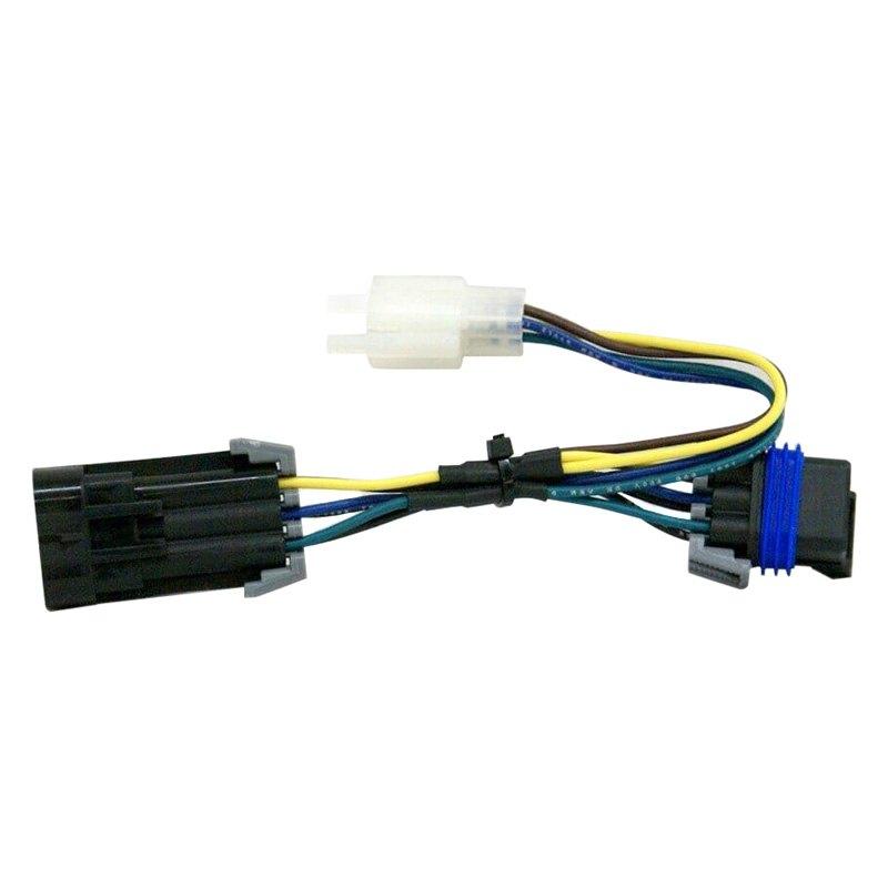 Rivco® - 6-Pin Plug-n-Play Trailer Wiring Sub-Harness on