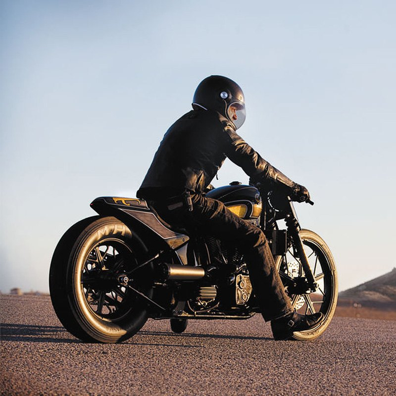 roland sands design ronin leather jacket. Black Bedroom Furniture Sets. Home Design Ideas
