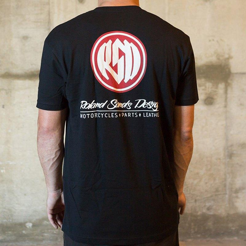 a19b0c416c51 ... Black)Roland Sands Design® - Corpo Men's T-Shirt (Small, Black)