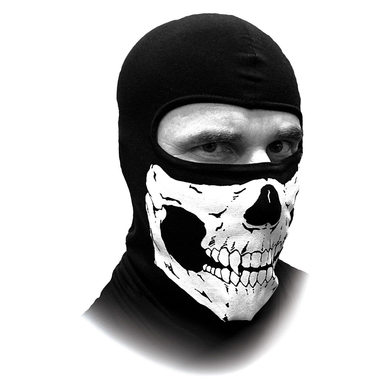 Schampa® BLCLV008 - Lightweight Skull Balaclava (Light ...