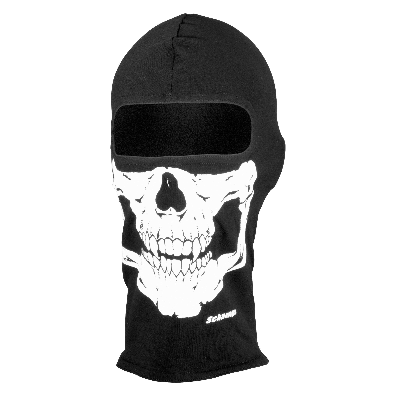 Schampa® - Lightweight Skull Balaclava - MOTORCYCLEiD.com