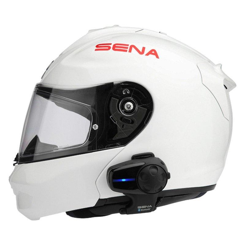 Sena® SMH10D-11 - SMH10 Bluetooth™ Dual Communication System with  Microphone Kit