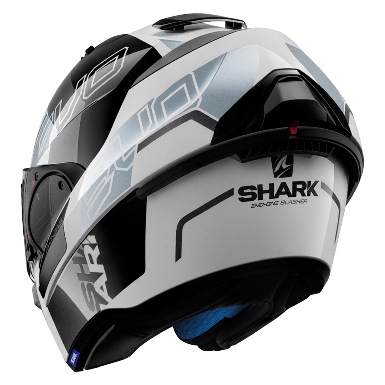 shark helmets evo one 2 slasher modular helmet. Black Bedroom Furniture Sets. Home Design Ideas
