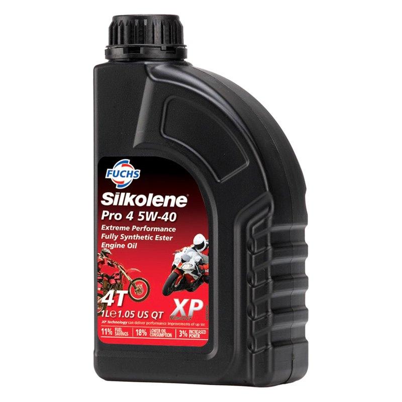 silkolene 601230028 pro 4 xp sae 5w 40 engine oil. Black Bedroom Furniture Sets. Home Design Ideas