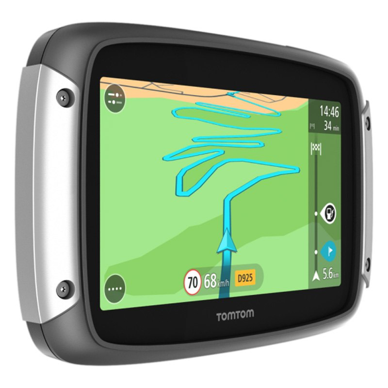 TomTom® - Rider 400 Motorcycle GPS Navigation Device