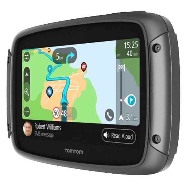 TomTom® 1GF0 047 00 - Rider 550 Motorcycle GPS Navigation Device