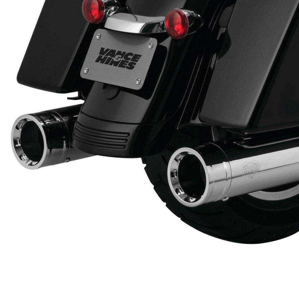 Vance & Hines® - Oversized 450 Destroyer Slip-On Exhaust System