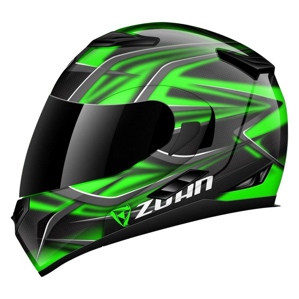 Zoan Flux 4.1 Modular Devil Graphic Electric Snow Helmet